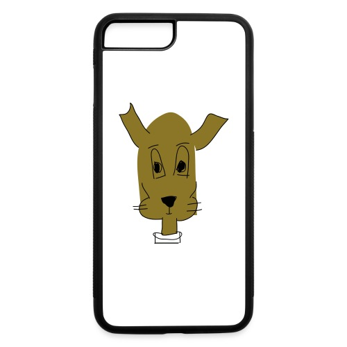 ralph the dog - iPhone 7 Plus/8 Plus Rubber Case