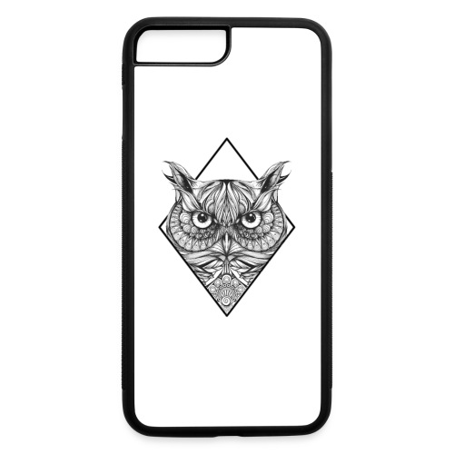 Owlin' Out - iPhone 7 Plus/8 Plus Rubber Case