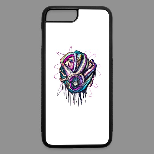 The Virus of Disinformation - iPhone 7 Plus/8 Plus Rubber Case
