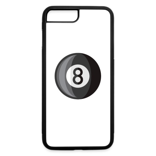 8 Ball - iPhone 7 Plus/8 Plus Rubber Case