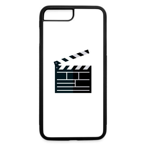 Film Slate - iPhone 7 Plus/8 Plus Rubber Case