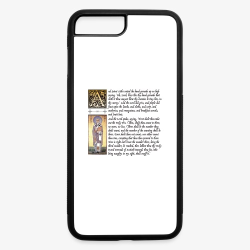 Holy Hand Grenade of Antioch - iPhone 7 Plus/8 Plus Rubber Case