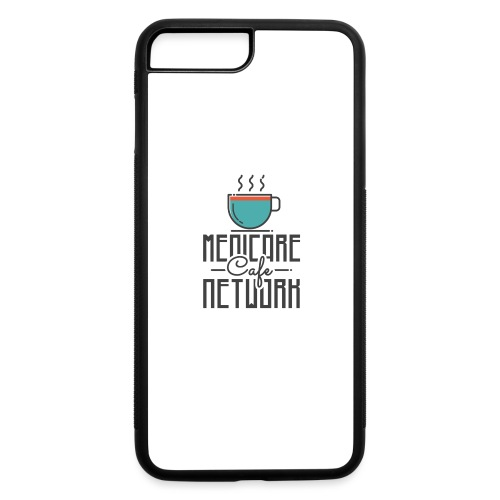 Medicare Cafe Network - iPhone 7 Plus/8 Plus Rubber Case
