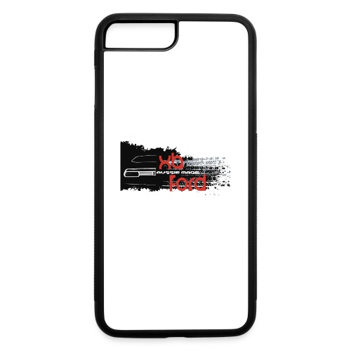 XB Coupe skid - iPhone 7 Plus/8 Plus Rubber Case