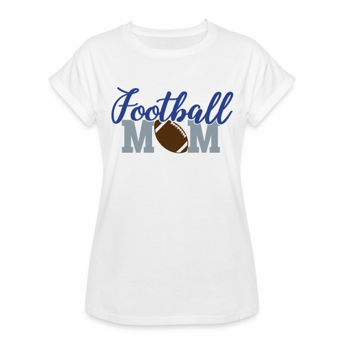 Football Mom titan - Women's Relaxed Fit T-Shirt