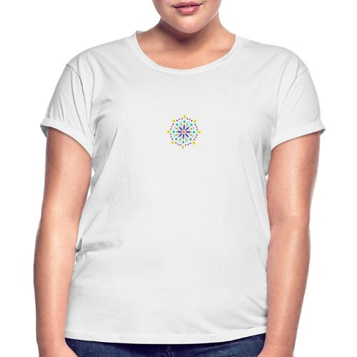 Bead In Hand Logo only - Women's Relaxed Fit T-Shirt