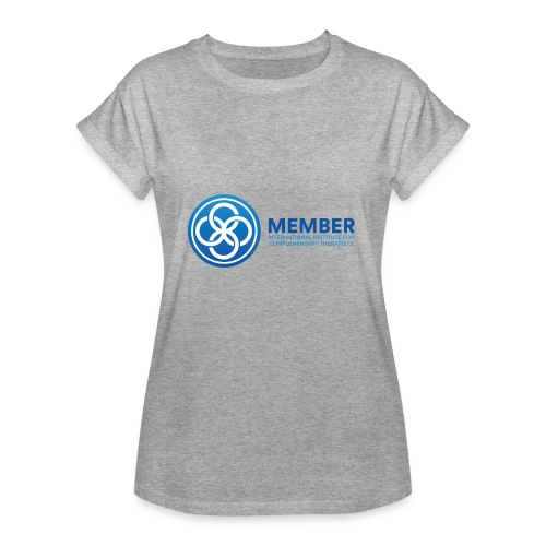 IICT Member Logo - Women's Relaxed Fit T-Shirt