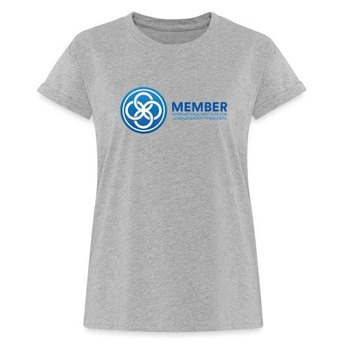 IICT Member Logo - Women's Relaxed Fit T-Shirt