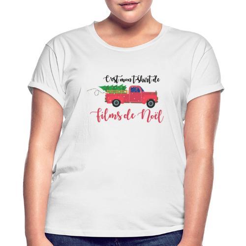 t-shirt de films de noel - Women's Relaxed Fit T-Shirt