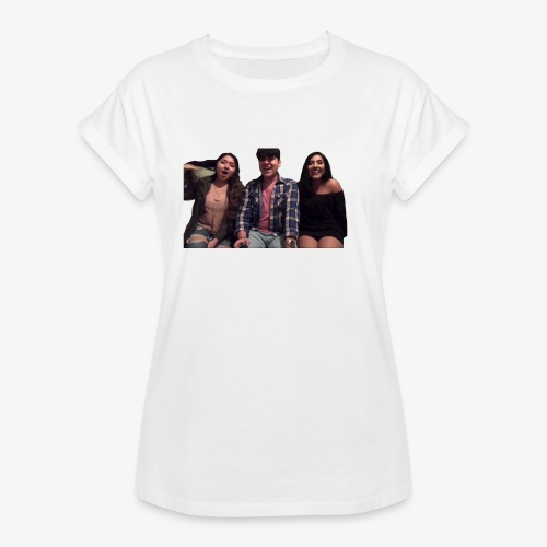 Fido, Cindy, and Tania - Women's Relaxed Fit T-Shirt