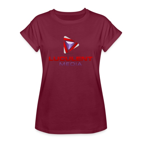 Luculent Media Swag - Women's Relaxed Fit T-Shirt