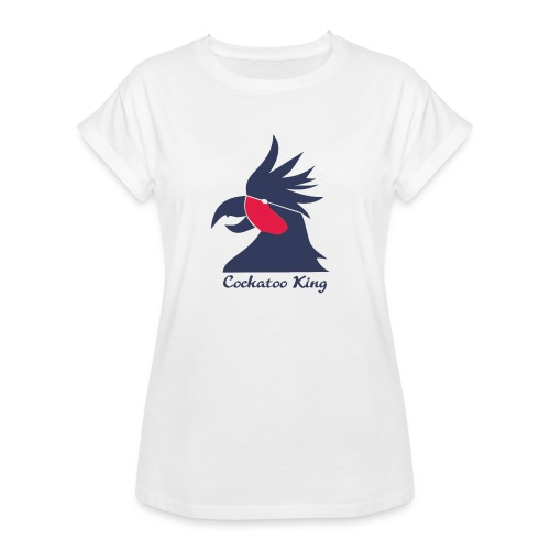 Cockatoo Logo - Women's Relaxed Fit T-Shirt