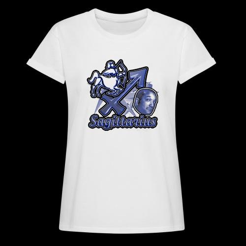 Sagittarius Redd Foxx - Women's Relaxed Fit T-Shirt