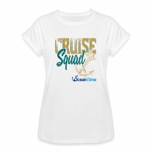 Cruise Squad - Women's Relaxed Fit T-Shirt