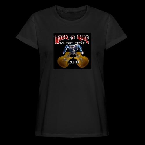 RocknRide Design - Women's Relaxed Fit T-Shirt