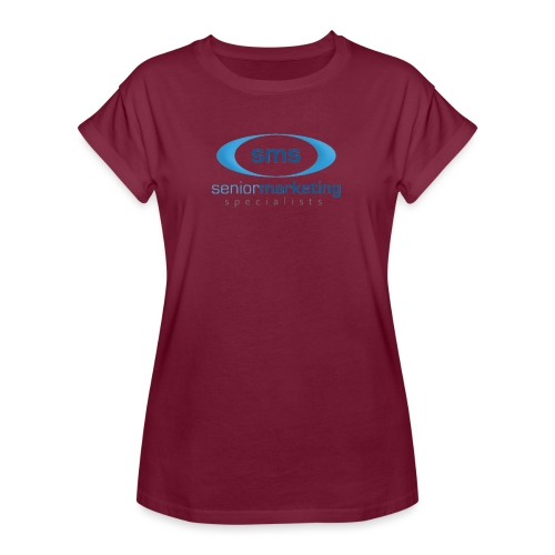 Senior Marketing Specialists - Women's Relaxed Fit T-Shirt