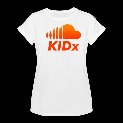 SOUNDCLOUD RAPPER KIDx - Women's Relaxed Fit T-Shirt