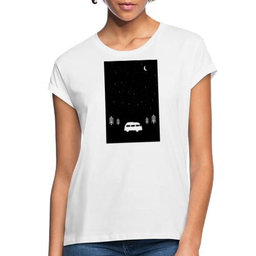 Van Life Through The Night // Augmented Reality AR - Women's Relaxed Fit T-Shirt