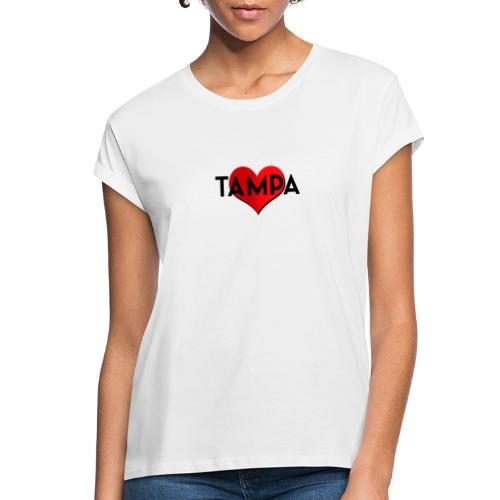 Tampa Love - Women's Relaxed Fit T-Shirt