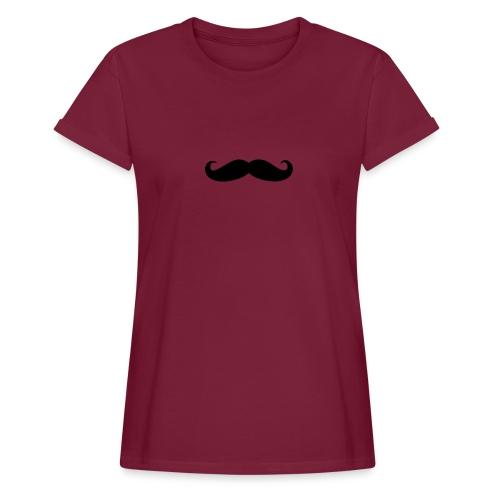 mustache - Women's Relaxed Fit T-Shirt