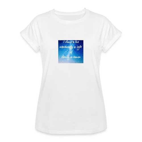 20161206_230919 - Women's Relaxed Fit T-Shirt