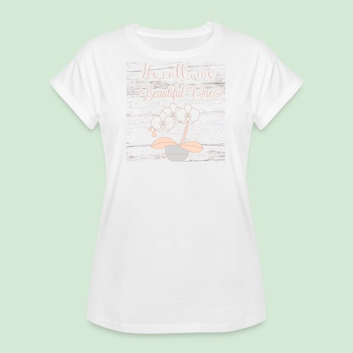 Beautiful One - Women's Relaxed Fit T-Shirt