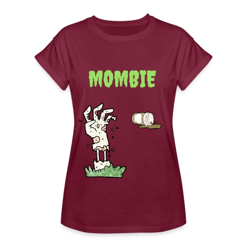 MOMBIE - Women's Relaxed Fit T-Shirt