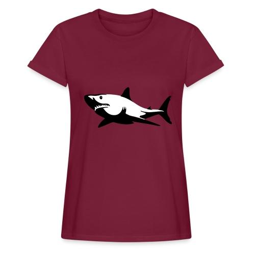 Shark - Women's Relaxed Fit T-Shirt
