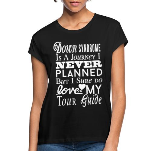 Down syndrome Journey - Women's Relaxed Fit T-Shirt