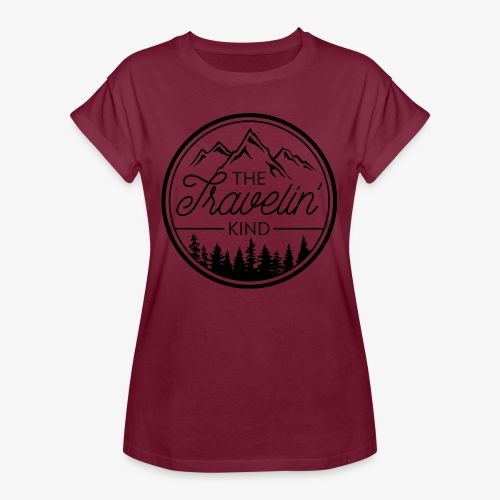 The Travelin Kind - Women's Relaxed Fit T-Shirt