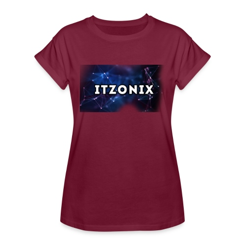 THE FIRST DESIGN - Women's Relaxed Fit T-Shirt