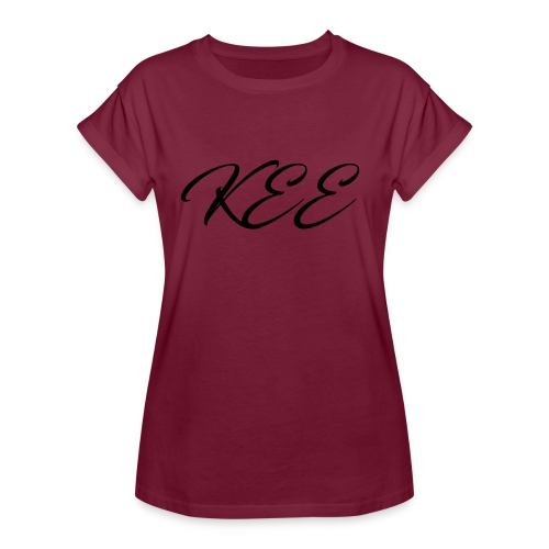 KEE Clothing - Women's Relaxed Fit T-Shirt