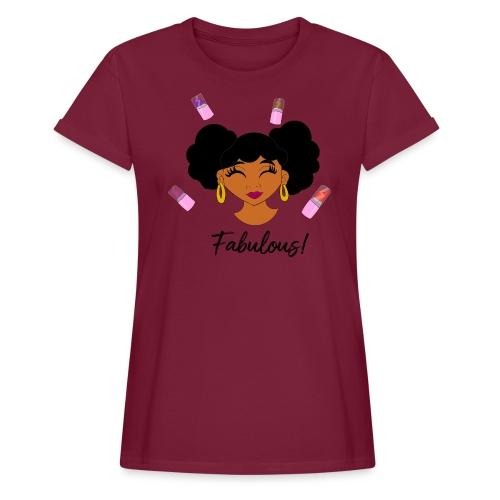 fabulous lipstick - Women's Relaxed Fit T-Shirt