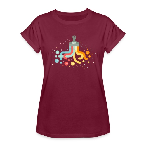 OST design - Women's Relaxed Fit T-Shirt