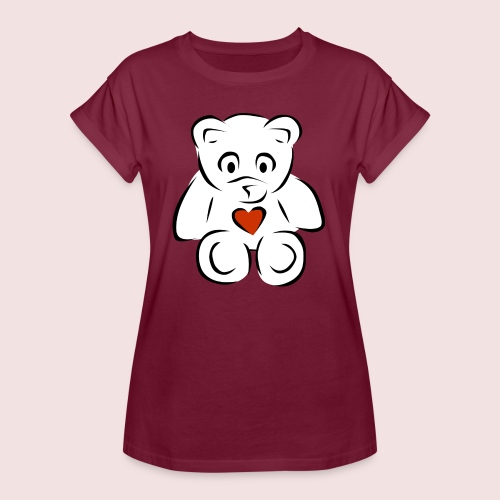 Sweethear - Women's Relaxed Fit T-Shirt