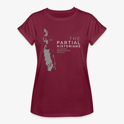 Partial Historians Podcast - Women's Relaxed Fit T-Shirt