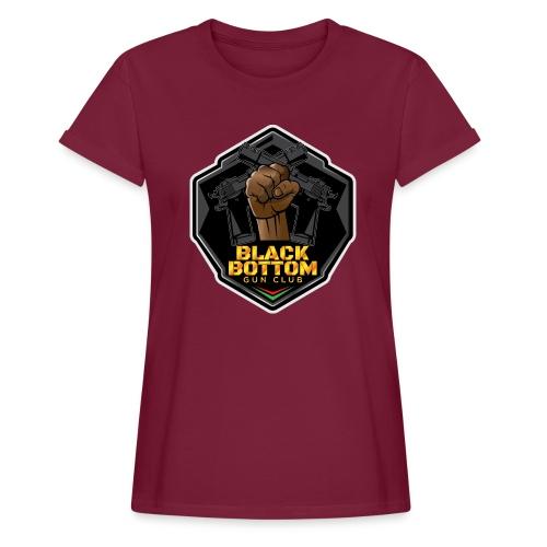 Black Bottom Gun Club - Women's Relaxed Fit T-Shirt