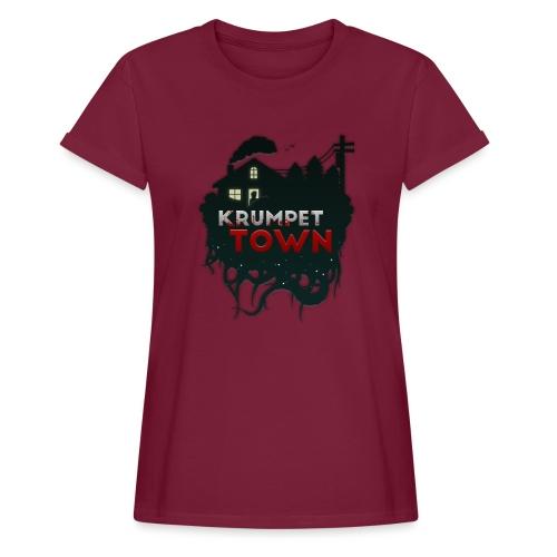 Krumpet Town - Women's Relaxed Fit T-Shirt