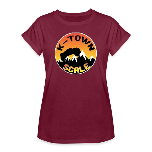 KTown Scale - Women's Relaxed Fit T-Shirt