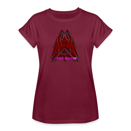 3XILE Games Logo - Women's Relaxed Fit T-Shirt