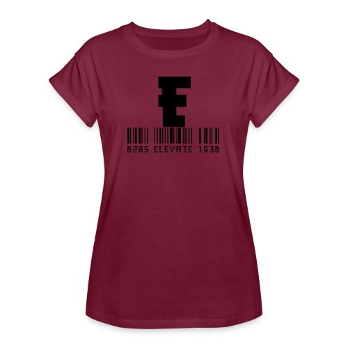 Elevate design - Women's Relaxed Fit T-Shirt