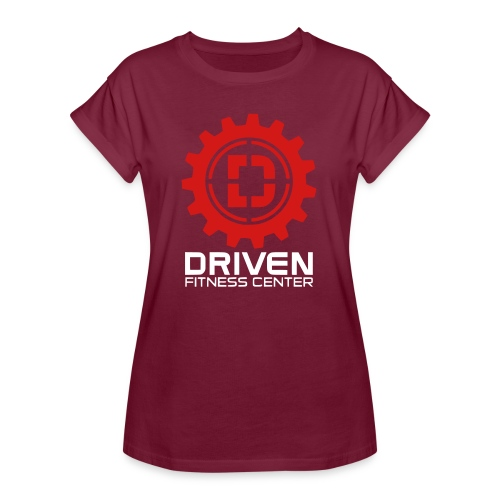 Stacked Logo - Women's Relaxed Fit T-Shirt