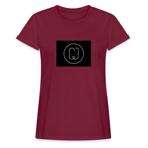 CJ - Women's Relaxed Fit T-Shirt