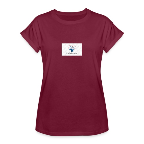 Charity Logo - Women's Relaxed Fit T-Shirt