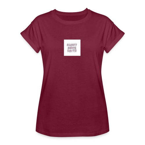 Sassy - Women's Relaxed Fit T-Shirt