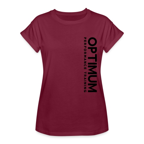 Live Learn Train - Women's Relaxed Fit T-Shirt