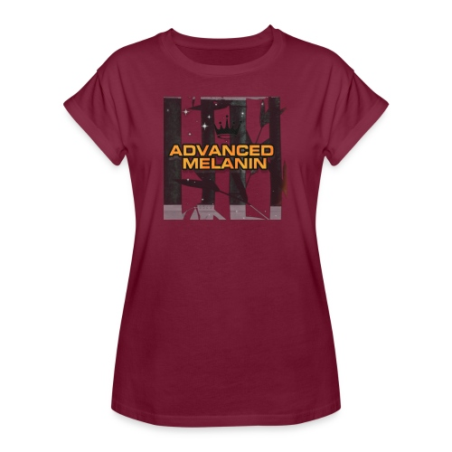 AM line. - Women's Relaxed Fit T-Shirt