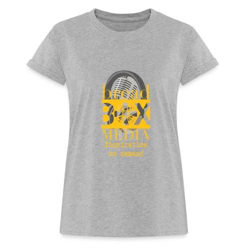 Breadbox Media - Inspiration on demand - Women's Relaxed Fit T-Shirt
