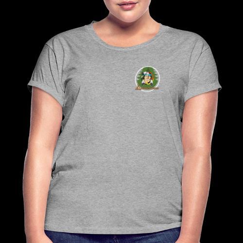Archigantegou Logo Color - Women's Relaxed Fit T-Shirt