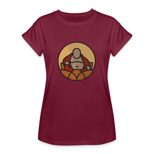 AMERICAN BUDDHA CO. COLOR - Women's Relaxed Fit T-Shirt